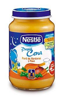 Nestlé Tarrito de pavo-verduras PequeCena Pack 2x200 g