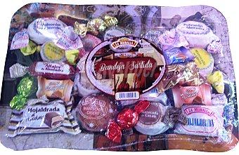 La Muralla Surtido dulces navidad Bandeja 34u (750gr)