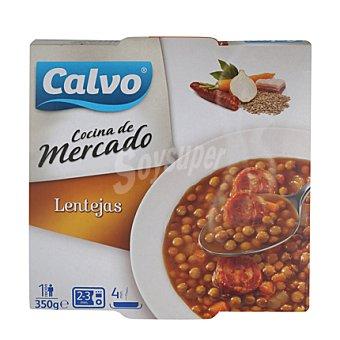 Calvo Lentejas con chorizo 350 g