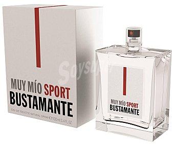 Bustamante Fragancia de caballero Muy Mío Sport 100 mililitros