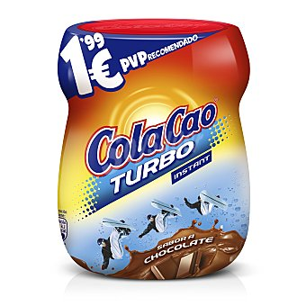 Cola Cao Cacao soluble turbo Bote 270 gr