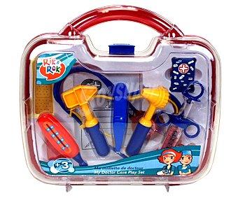 Rik&Rok Auchan Completo maletín con accesorios de doctor 1 unidad