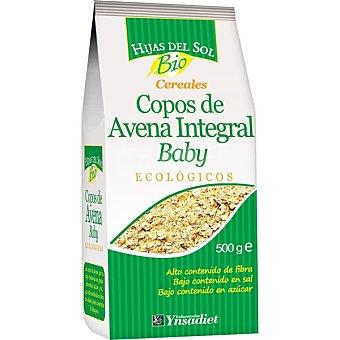 Hijas del Sol Bio copos de avena baby ecológicos Envase 500 g