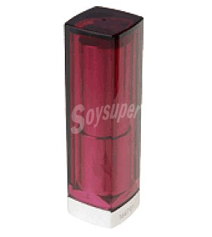 Maybelline New York Barra de labios color sensational 125 shimmer pink 1 ud