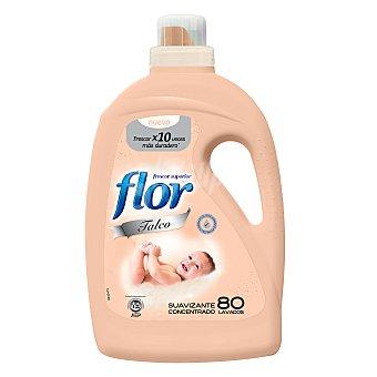 Flor Suavizante concentrado Talco 80 lavados