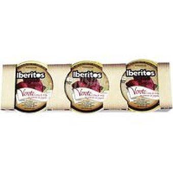 Iberitos Verote Pack 3x25 g