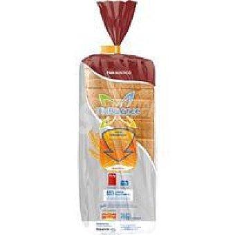 DiaBalance Pascual Pan de molde rústico Paquete 410Gr