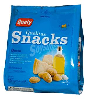 Quelitas Snacks ques 70 g