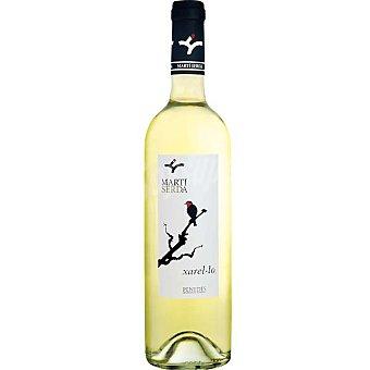 MARTI SERDA Vino blanco xarel.lo D.O. Penendés Botella 75 cl