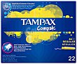 Tampax Compak Regular 22 22 ud Tampax