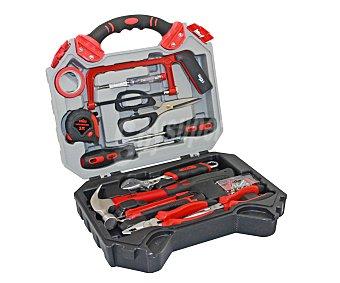 RDM Maletín de herramientas manuales con 92 piezas 1 unidad