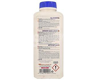 Pqs Limpiador desincrustante para paredes de piscinas, que elimina con facilidad los residuos de grasa y cal 1 litro