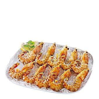 Tigre Langostino cocido congelado Caja de 800 g