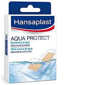 Hansaplast Apósito Aqua Protect resistentes al agua Caja 20 unidades
