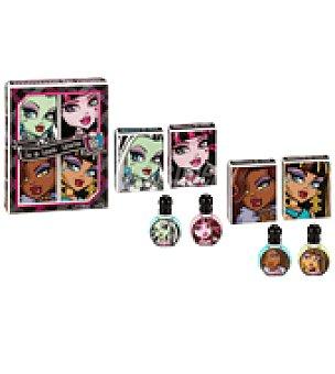 Monster High Set de colonia 4 miniaturas 1 ud