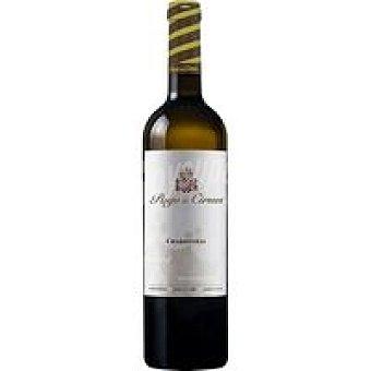 Pago de cirsus Vino blanco D.O.Navarra chardonnay Botella 75 cl