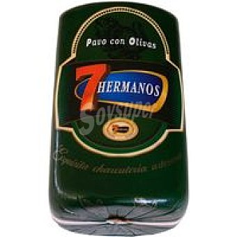HERMANOS Pavo con olivas 7 200 g