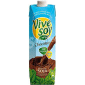 Vivesoy de Pascual Bebida de Soja Sabor Chocolate 1L