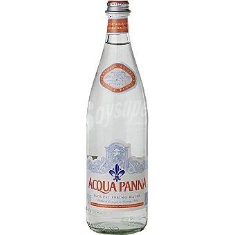 Acqua Panna Nestlé Agua mineral sin gas de Italia botella 75 cl botella 75 cl