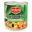 Macedonía de frutas Lata 263 g Del Monte