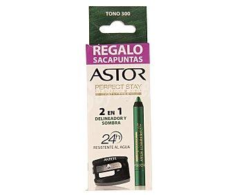 Astor Sombra de ojos 2 en 1 24 horas Nº 300 Perfect stay de 1 unidad