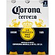 Cerveza mexicana Pack 3 botellines x 35,5 cl Coronita