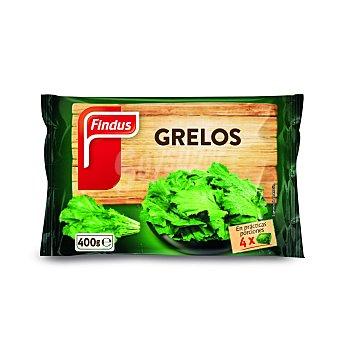 Findus Grelos hojas 2 porciones Bolsa 400 g