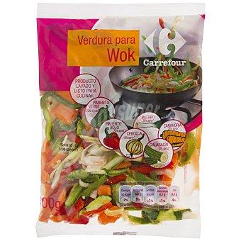 Carrefour Verduras para saltear Bolsa de 400 g