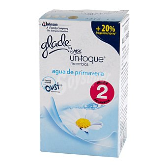 Glade by brise Ambientador un-toque Agua de Primavera 10 ml