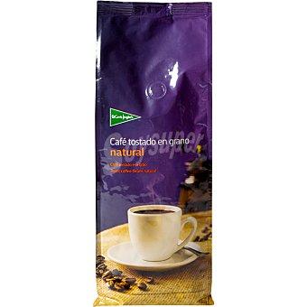 El Corte Inglés Café natural en grano Paquete 1 kg
