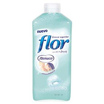 Flor Suavizante concentrado nenuco botella 60 lv