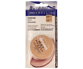 Maybelline New York Maquillaje mousse tono nº 30 para pieles mixtas y grasas 1 unidad
