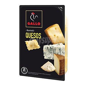 Gallo Ravioli quesos básica 250 g