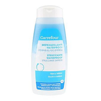 Carrefour Desmaquillante waterproof ojos y labios 150 ml