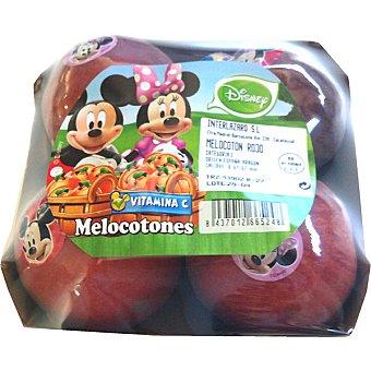 DISNEY2 Melocotón rojo bandeja 485 g (contiene juguete sorpresa) Bandeja 485 g