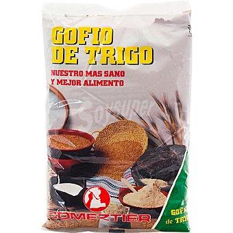 COMEZTIE Gofio trigo Paquete 1 kg