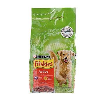 Friskies Purina Croquetas enriquecidas con proteínas para perros 4 kg