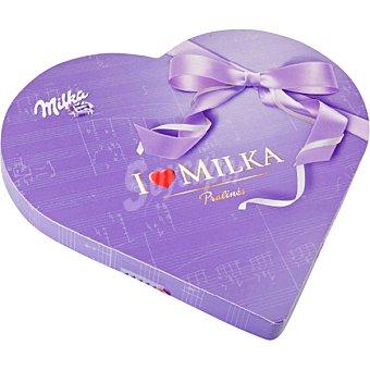 Milka Bombones de chocolate 187 g