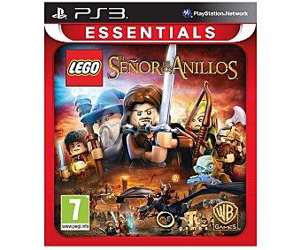 WARNER BROS Lego Señor de... PS3  1u