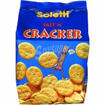 SOLETTI Aperitivo Alemán Cracker Paquete 150 g