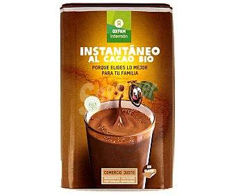 Intermón Oxfam Cacao instantáneo Bote 350 g