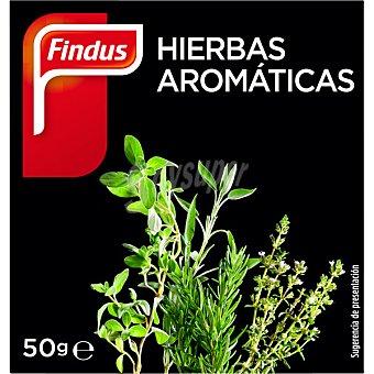 Findus Hierbas aromáticas estuche 50 g Estuche 50 g