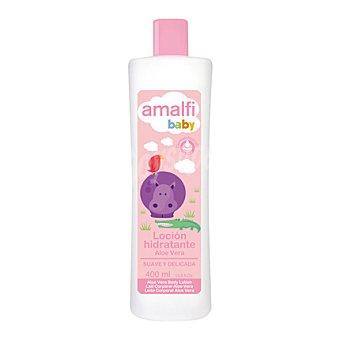 Amalfi Baby Loción hidratante con aloe vera 400 ml