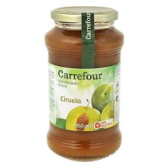 Carrefour Mermelada extra de ciruela 650 g