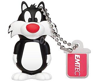 EMTEC SILVESTRE Memoria USB Pendrive L100, 8GB, Usb 2.0
