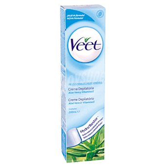 Veet Crema Depilatoria Piel Sensible de 200 ml