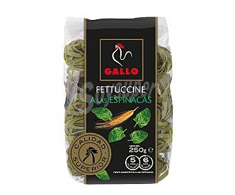 Gallo Fettuccine de espinaca Paquete 500 g