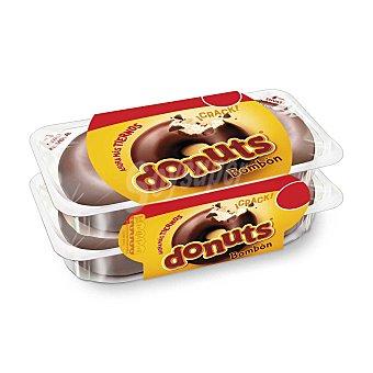 Donuts Rosquillas de chocolate 4 uds. 220 g