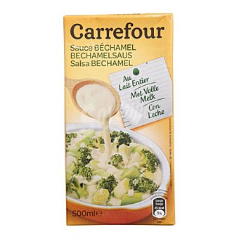 Carrefour Salsa bechamel 500 ml