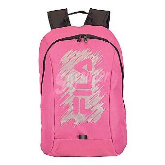 FILA Mochila deportiva en color rosa y negro 1 unidad